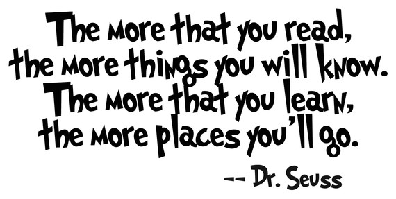 Dr Suess The More