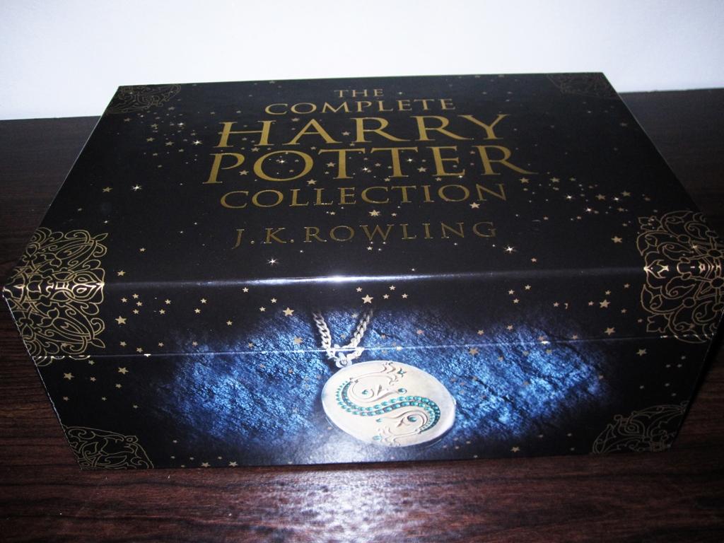 harry potter full book set pdf