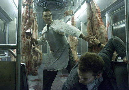 midnight meat train fight