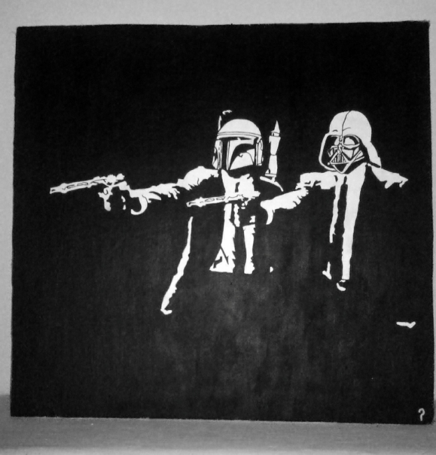 Star Wars Meets Pulp Fiction2