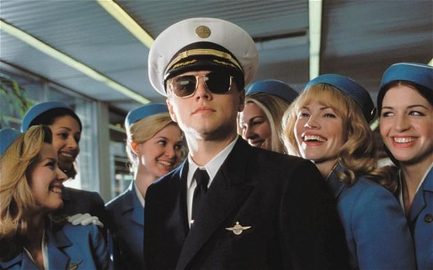 Frank Abagnale Jr Pilot