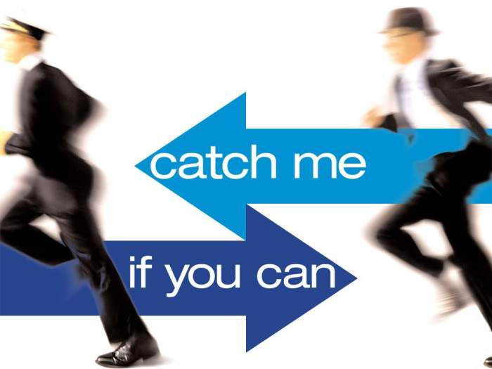 Catch Me If You Can Wallpaper