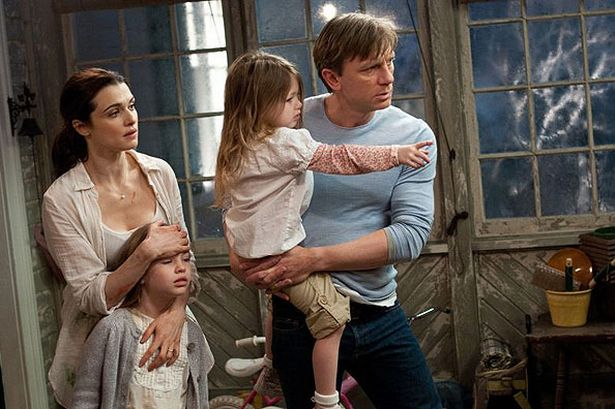 dream house family