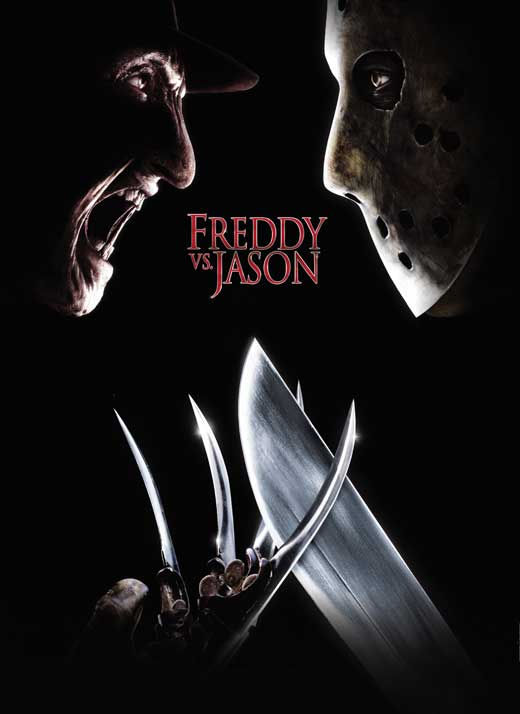 freddy vs jason movie poster
