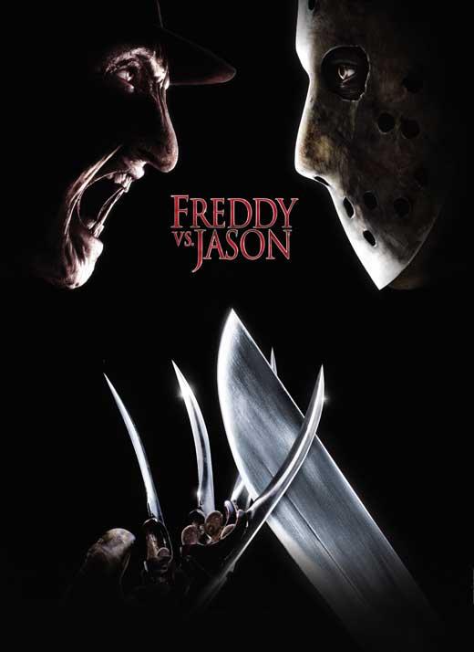 freddy vs jason movie poster