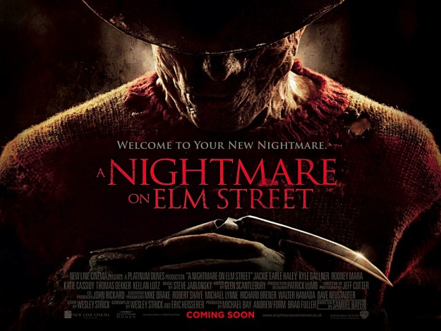 nightmare on elm street 2010 poster wallpaper