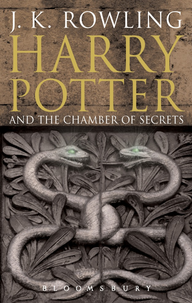 2 - Harry Potter and the Chamber of Secrets Adult's Cover