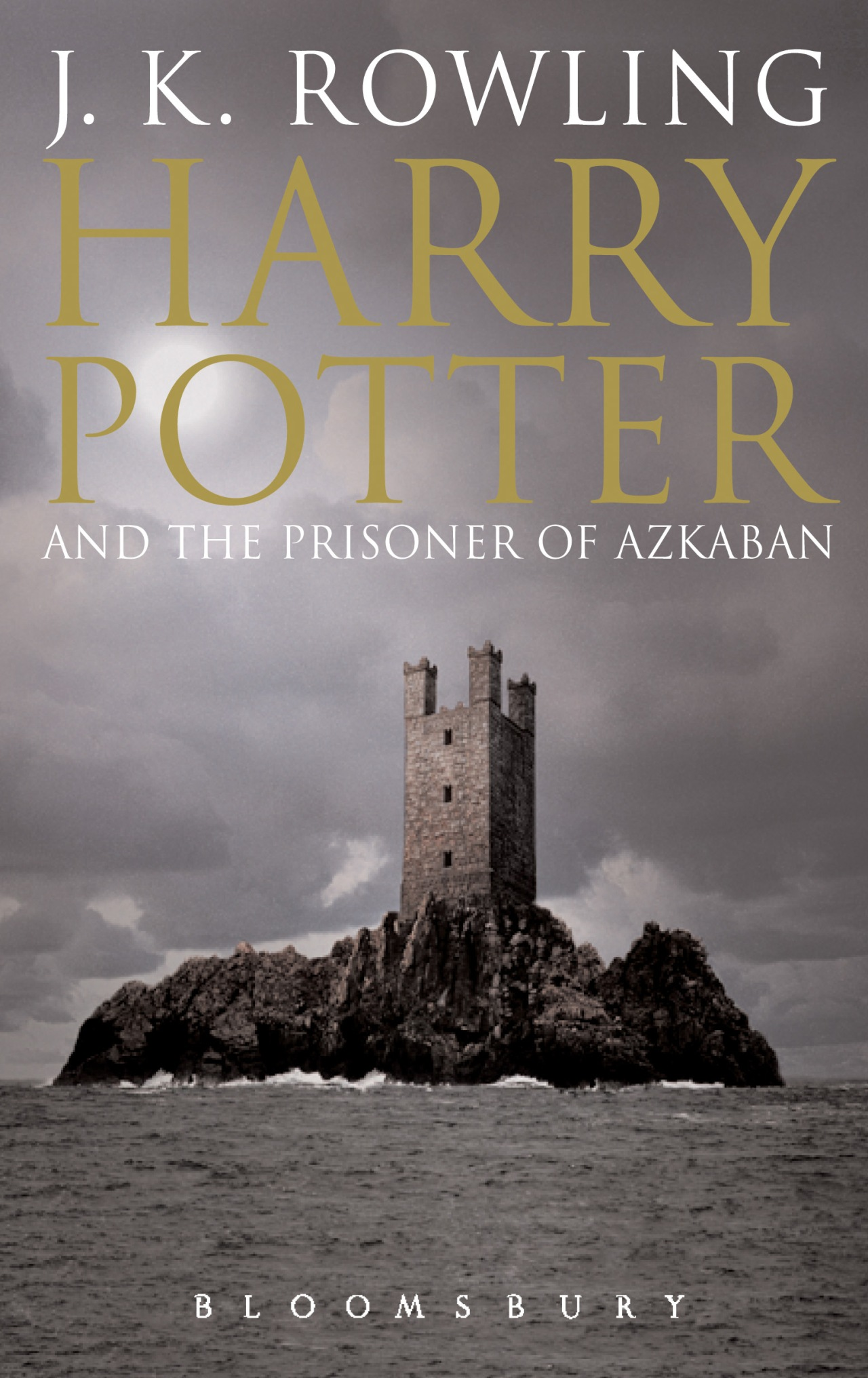 3 - Harry Potter and the Prisoner of Azkaban Adult's Cover