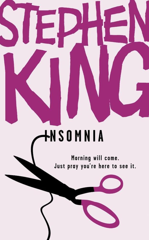 Stephen King Insomnia Cover