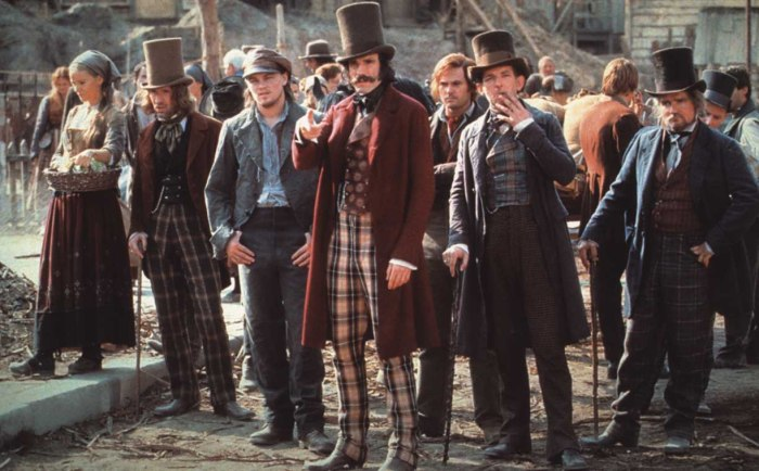 The Butcher in Town Gangs of New York