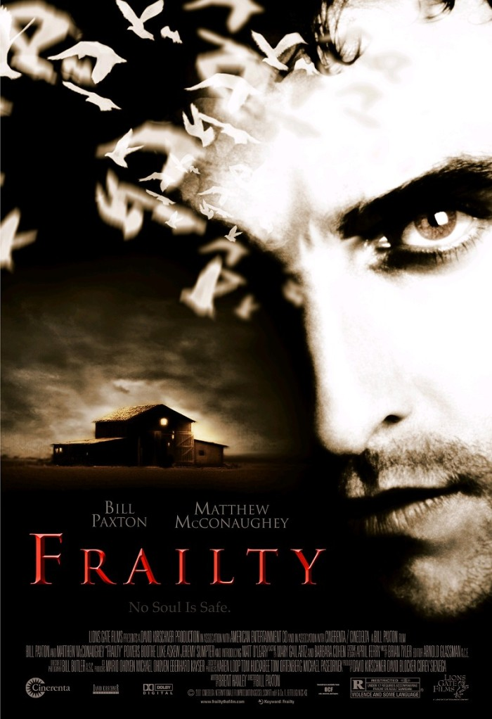 Frailty Movie Poster