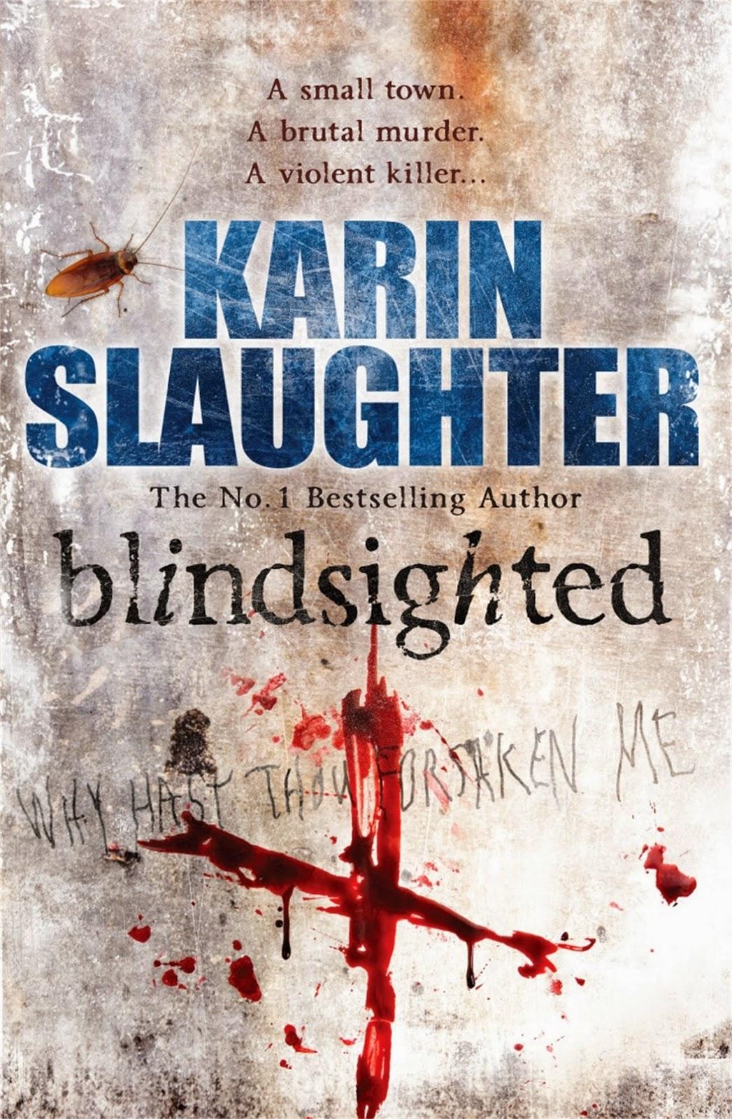 karin slaughter blindsighted cover