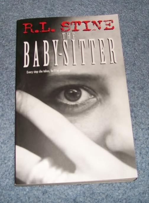 R.L. Stine The Babysitter