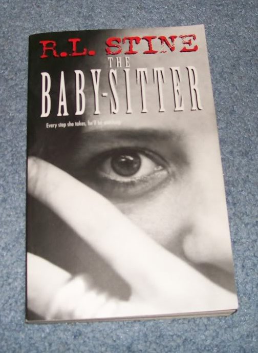 R.L. Stine The Babysitter