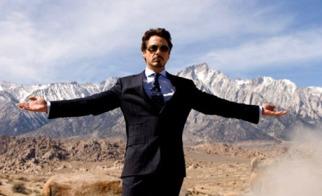 Tony Stark Jericho