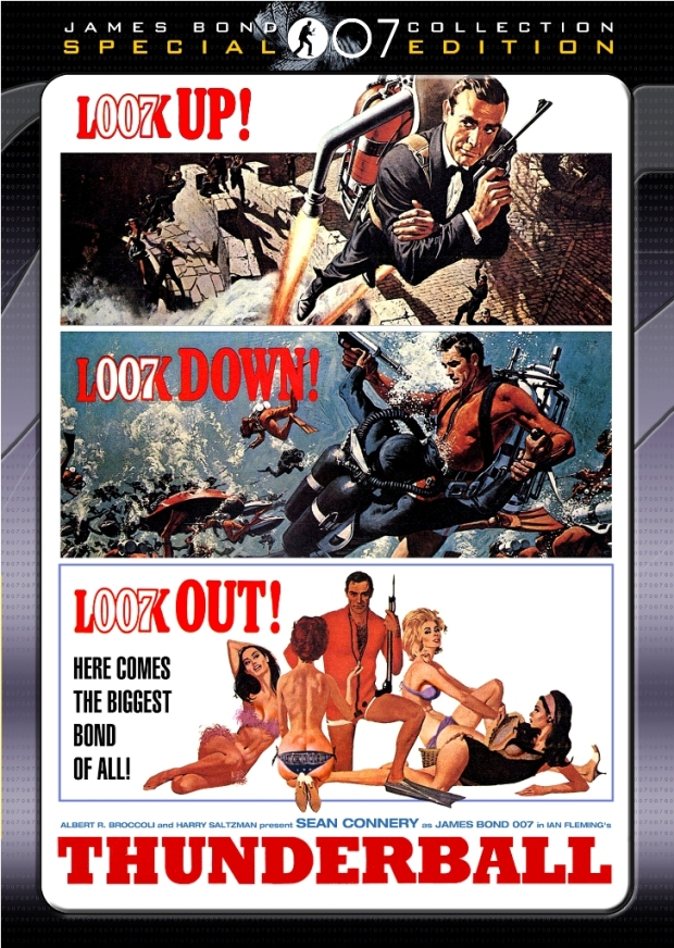 04 - Thunderball (1965) cover