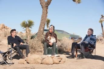 Seven Psychopaths desert