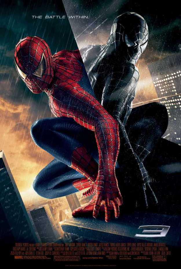 Spider Man 3 Poster