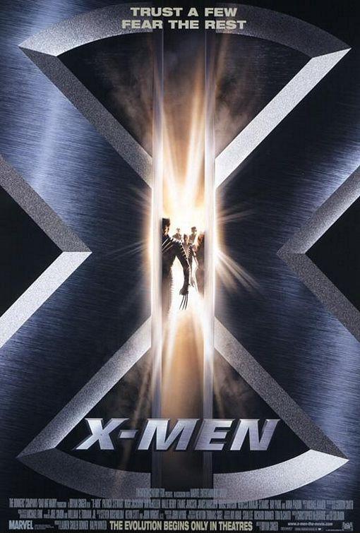 X-MEN 2000 POSTER