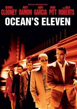 Risultati immagini per OCEAN'S ELEVEN ( 2001 ) POSTER