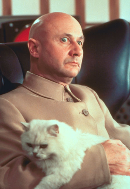 YOU ONLY LIVE TWICE BLOFELD