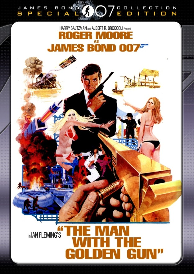09 - The Man With The Golden Gun (1974)