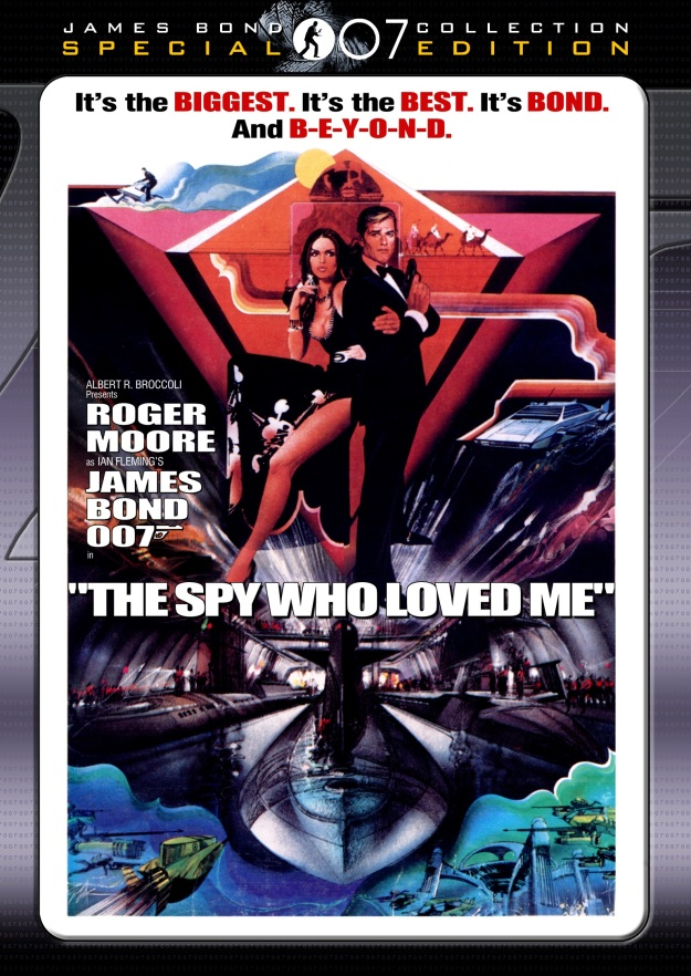 10 - The Spy Who Loved Me (1977)