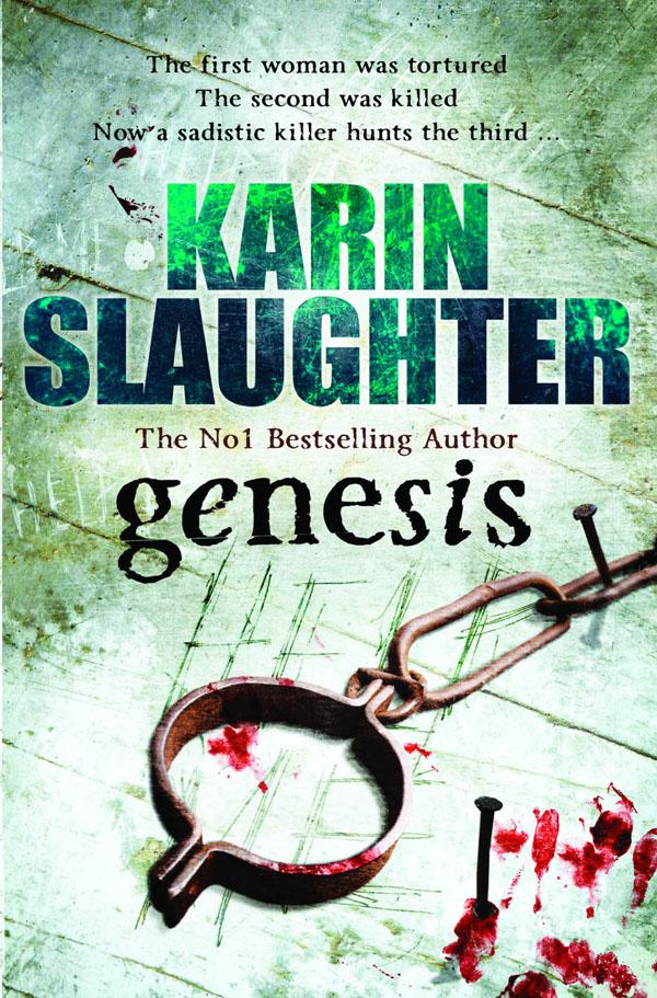 Karin Slaughter Genesis Cover