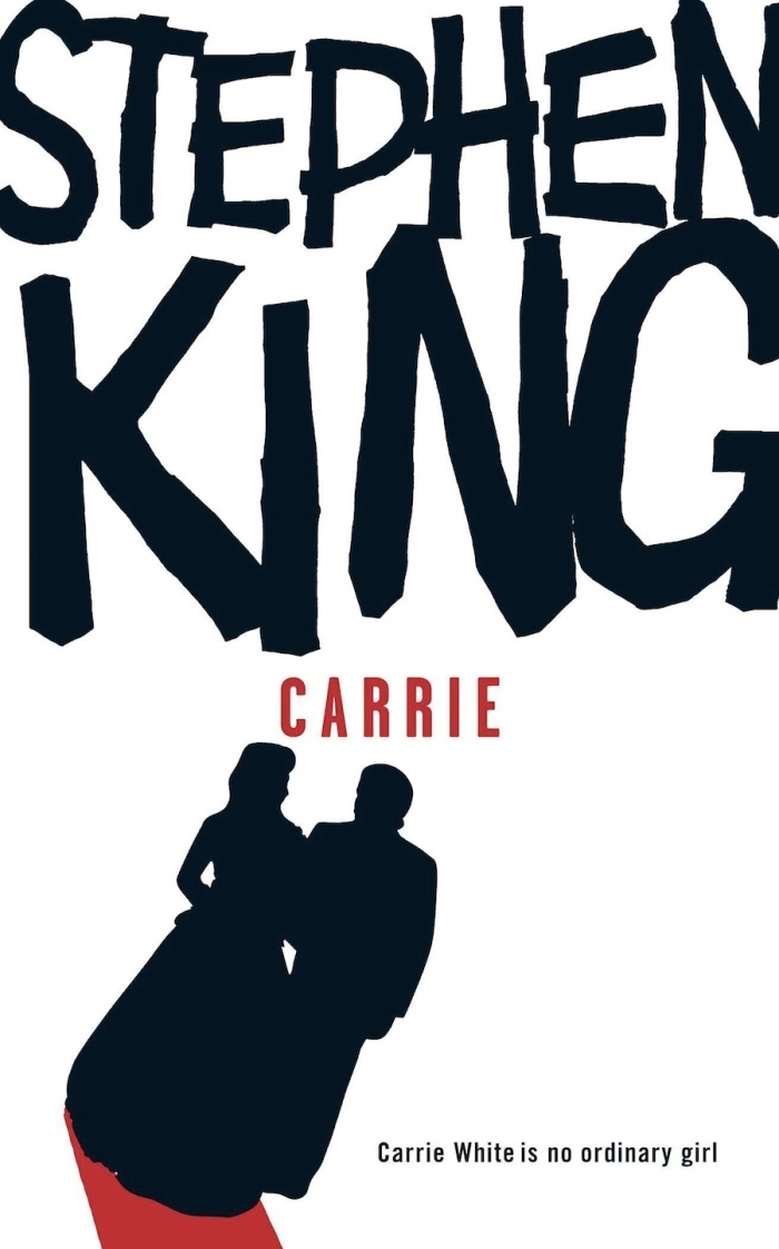 stephen king carrie cover