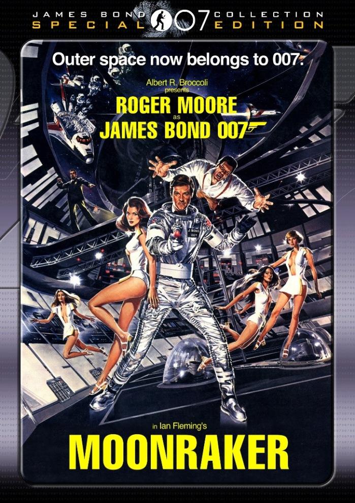 11 - Moonraker (1979)