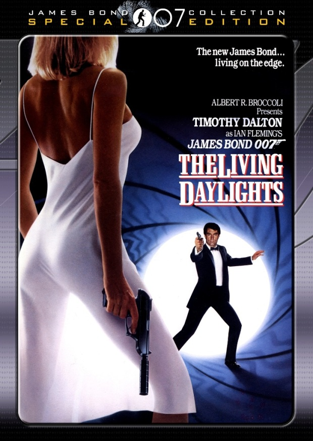 15 - The Living Daylights (1987)