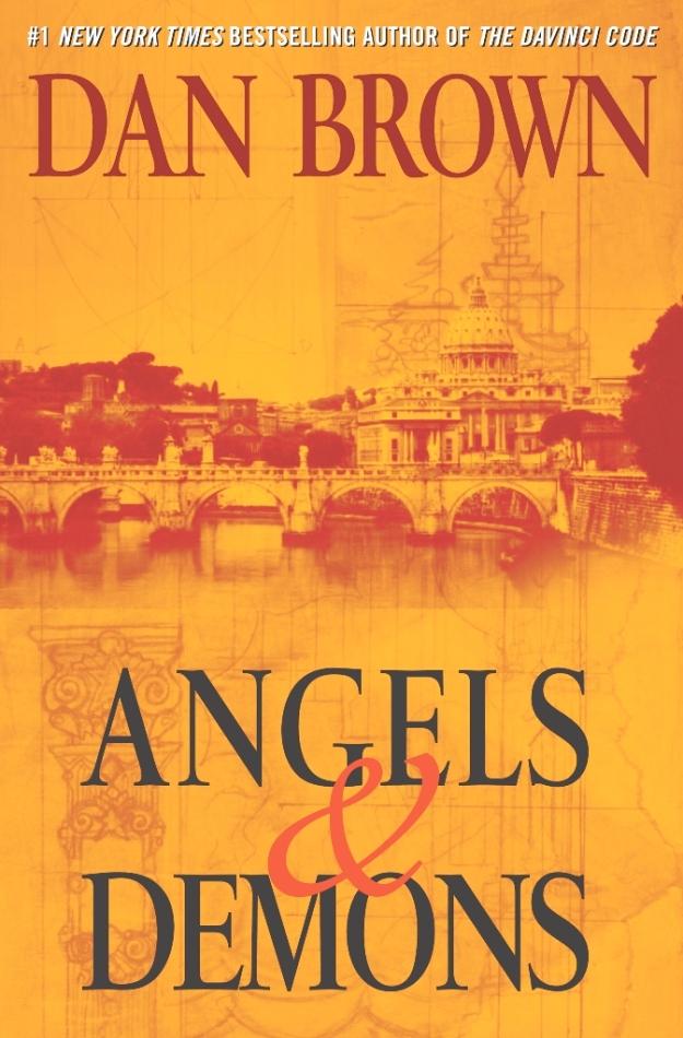 dan brown angels and demons cover