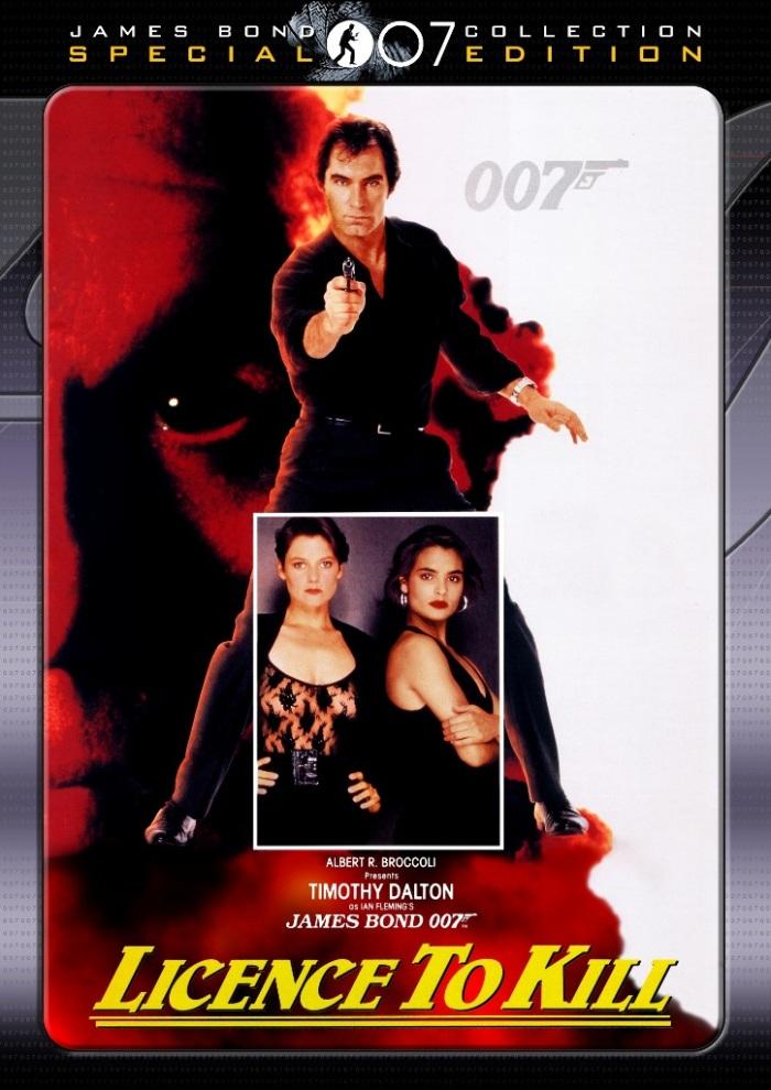 16 - Licence to Kill (1989)
