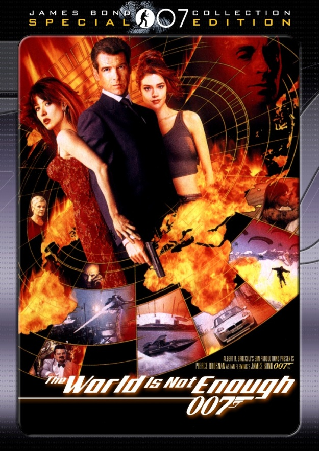 19 - The World Is Not Enough (1999)