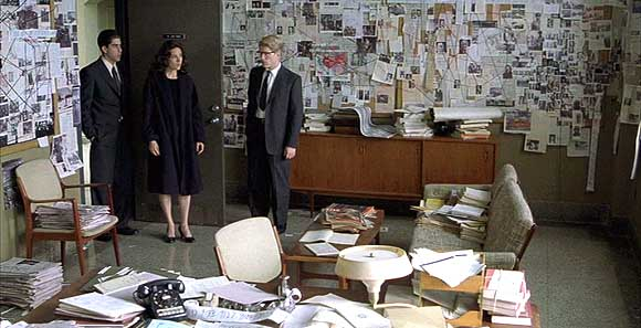 a beautiful mind nash's office
