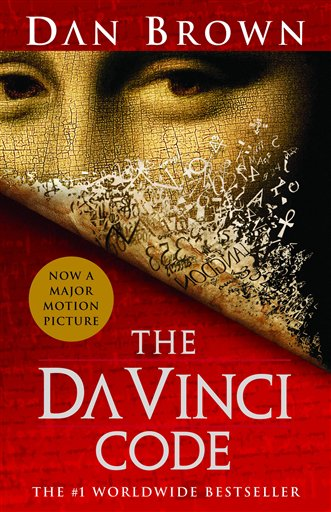 dan brown da vinci code cover