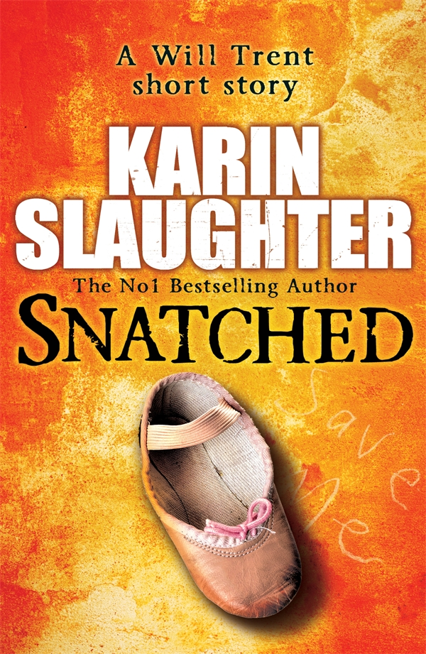 snatched karin slaughter cover