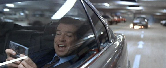 tomorrow never dies remote car chase