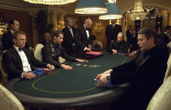 casino royale gambling