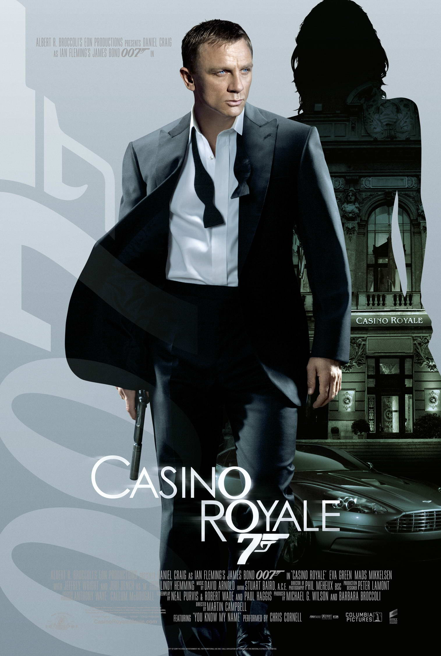 Casino royale 2006 movie review bowl games gambling lines