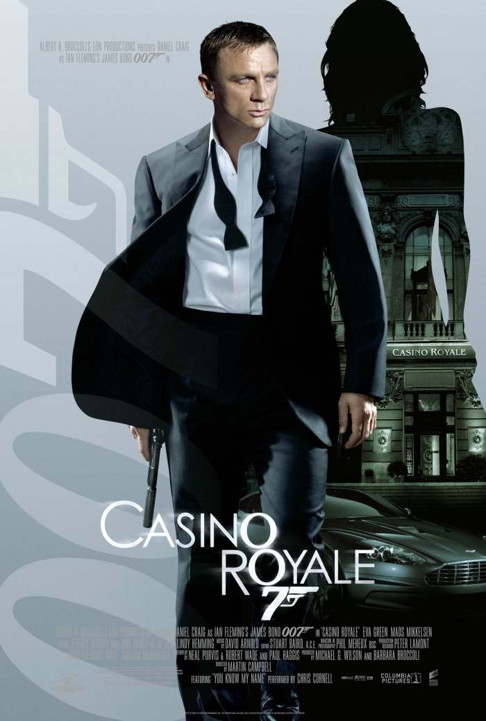 casion royale movie poster