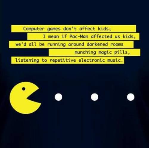 Funny Pacman Quotes