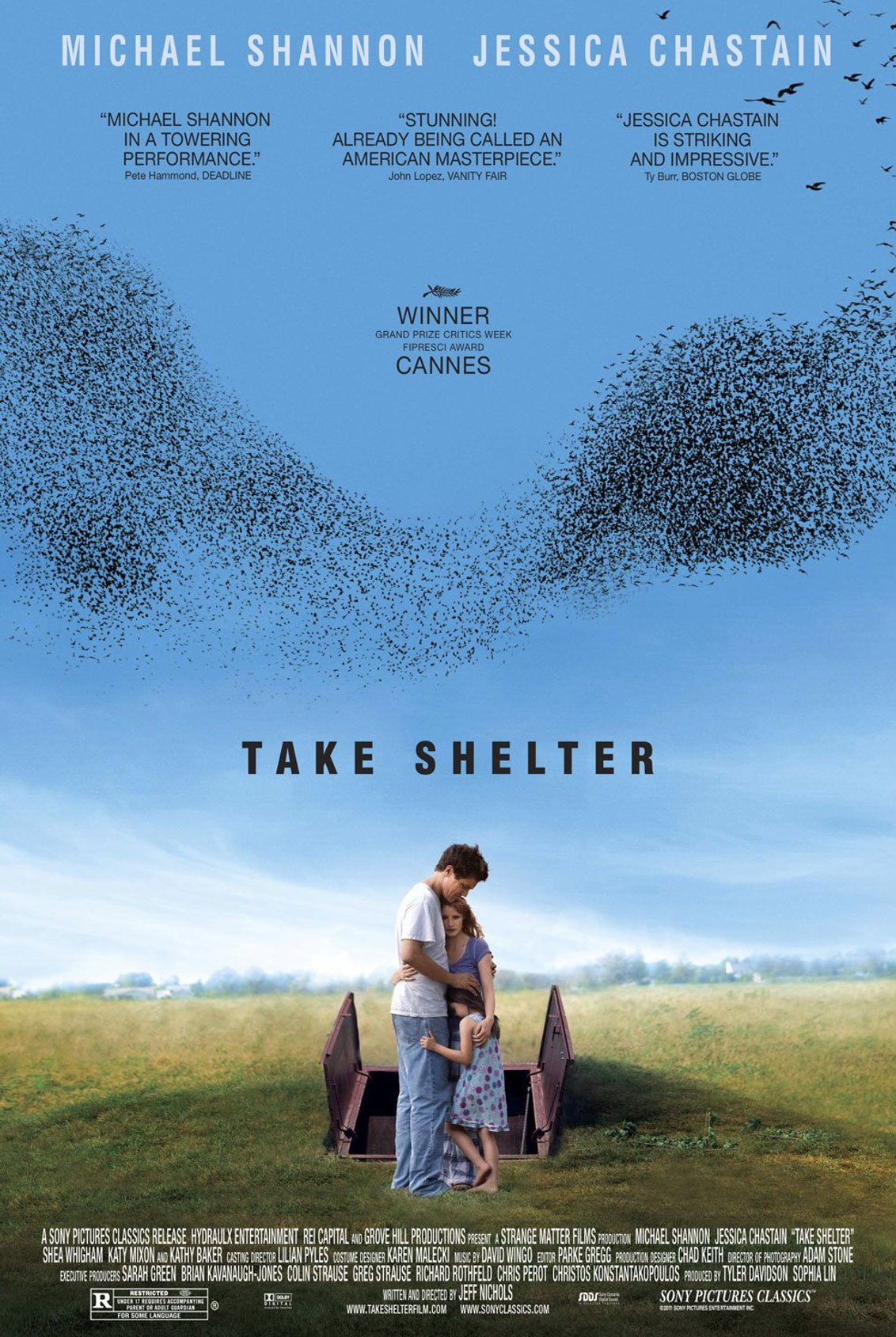 take shelter movie poster