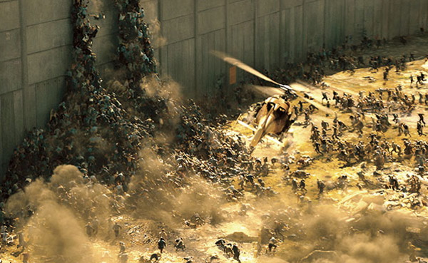 world war z jerusalem