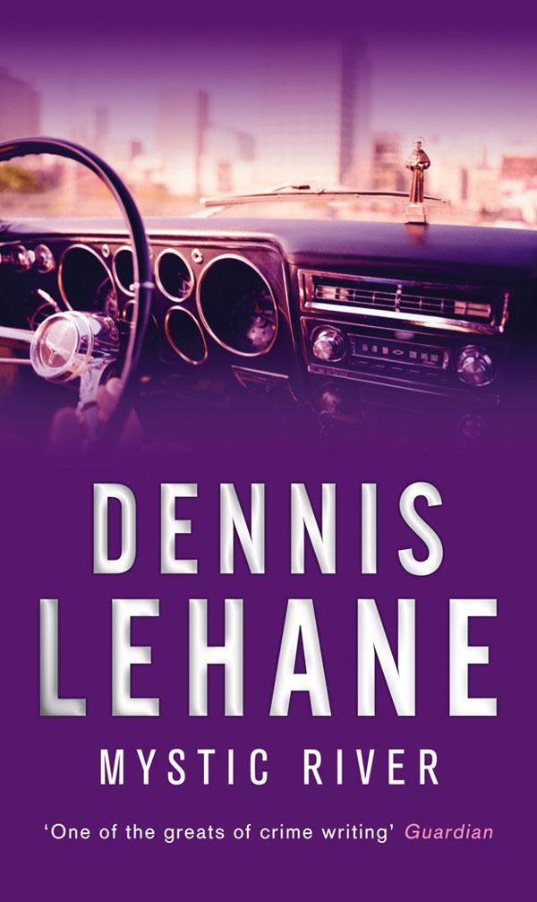 dennis lehane mystic river book cover