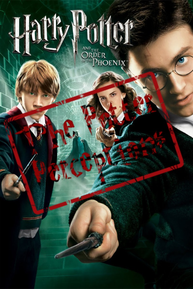 harry potter and the order of the phoeniz