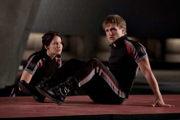 hunger games katniss and peeta