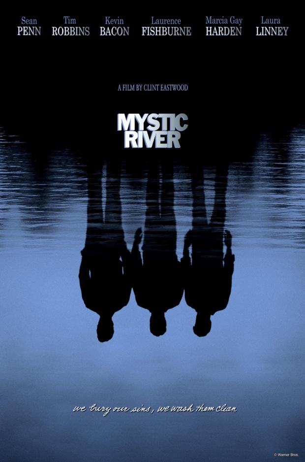 mystic river poster