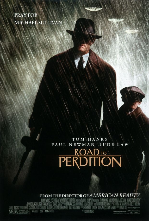 road to perdition poster