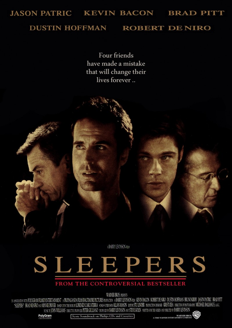 Review: Sleepers (1996) – The Sporadic Chronicles of a ...